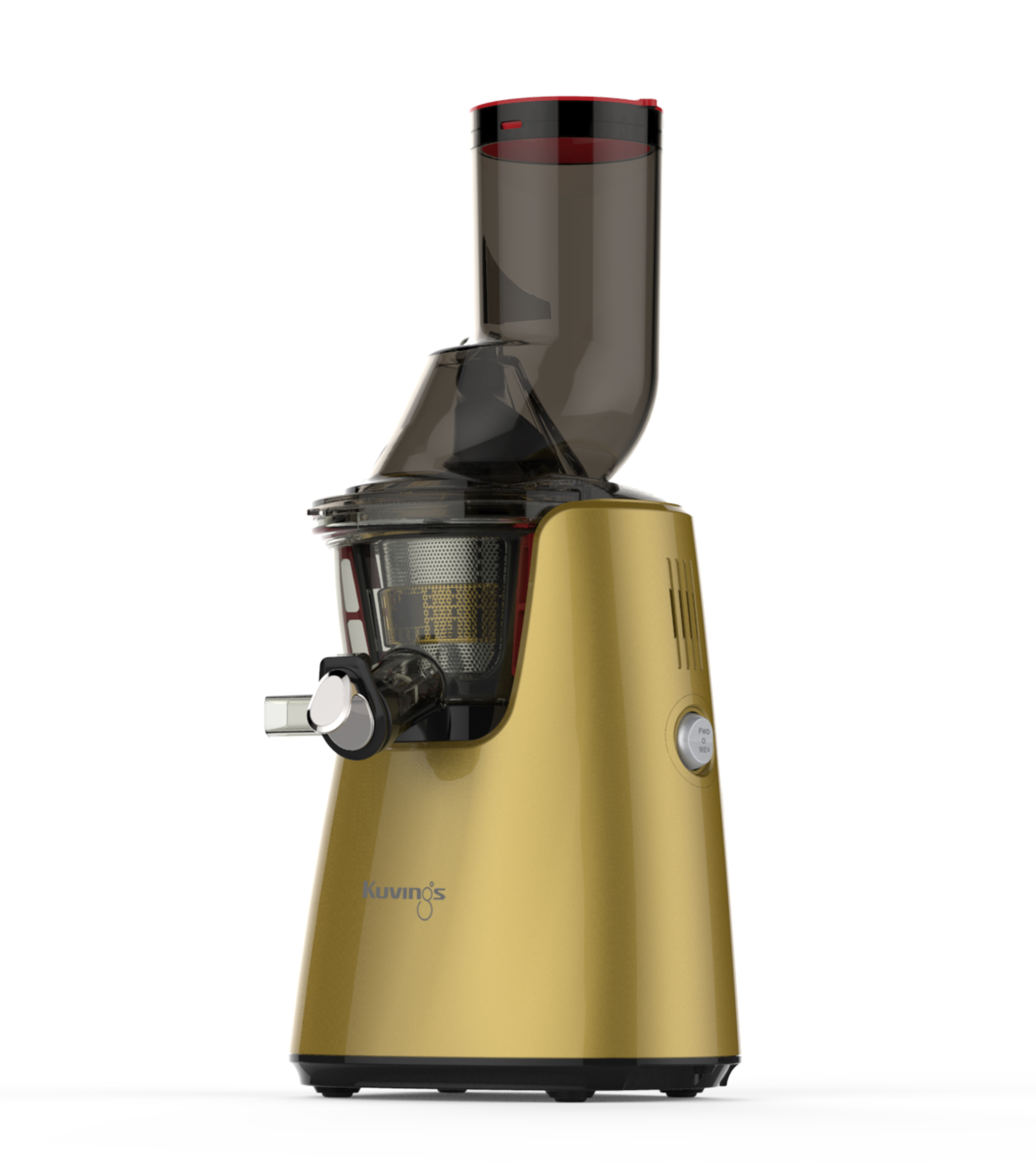 "Kuvings® WHOLE Slow Cold Press Juicer C7000 - ""Gold"" - FREE DELIVERY"