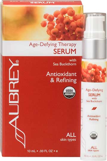 Age-Defying Therapy Serum with Sea Buckthorn. 10ml.