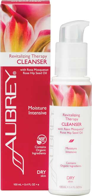 Revitalising Therapy Cleanser with Rosa Mosqueta & Rose Hip Oil. 100ml.