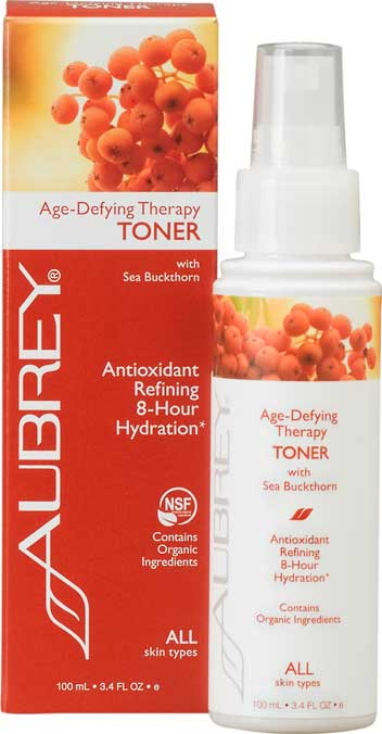 Age-Defying Therapy Toner with Sea Buckthorn. 100ml.