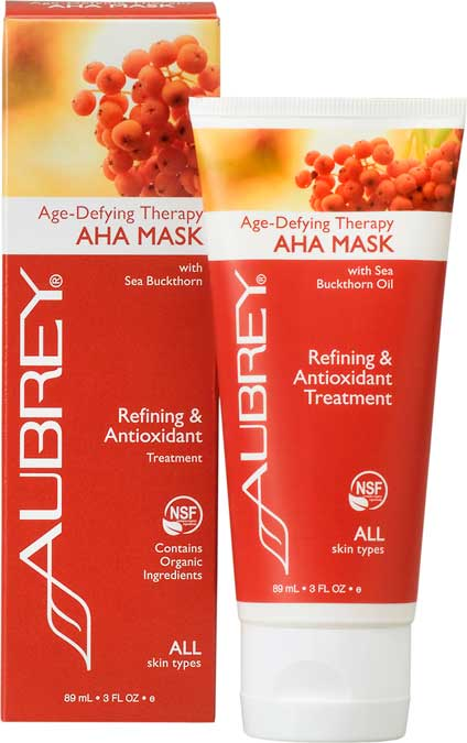 Age-Defying Therapy AHA Mask with Sea Buckthorn. 89ml.