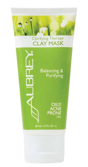 Clarifying Therapy Clay Mask for Oily/Acne Prone Skin. 89ml.