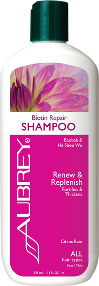 Biotin Repair Shampoo. 325ml.