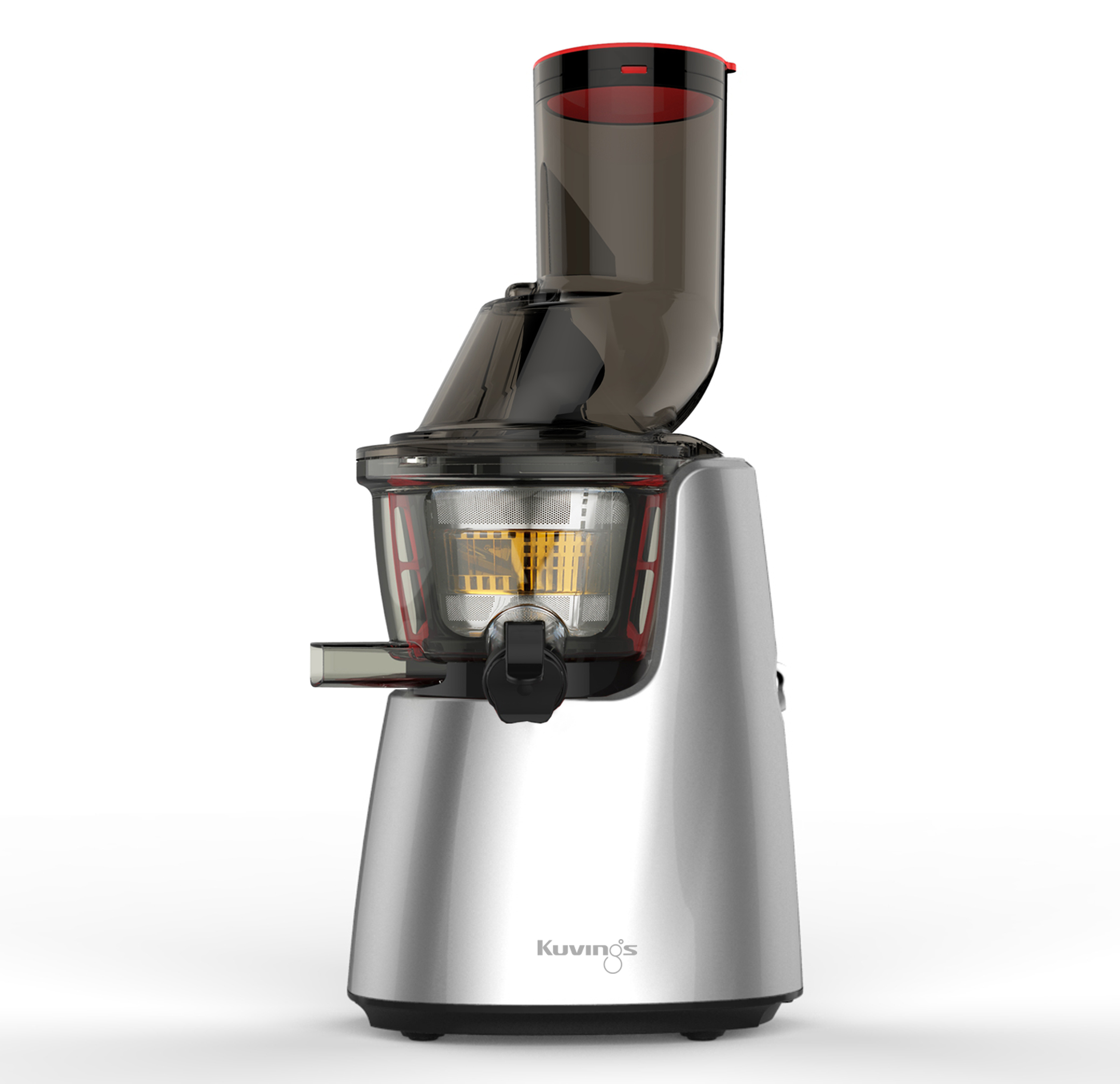 "Kuvings® WHOLE Slow Cold Press Juicer C7000 - ""Silver"" - FREE DELIVERY"