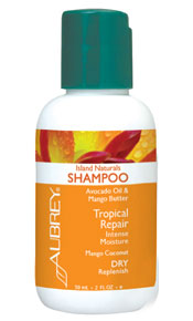 Island Naturals Shampoo. Try-Me-Out. 59ml.
