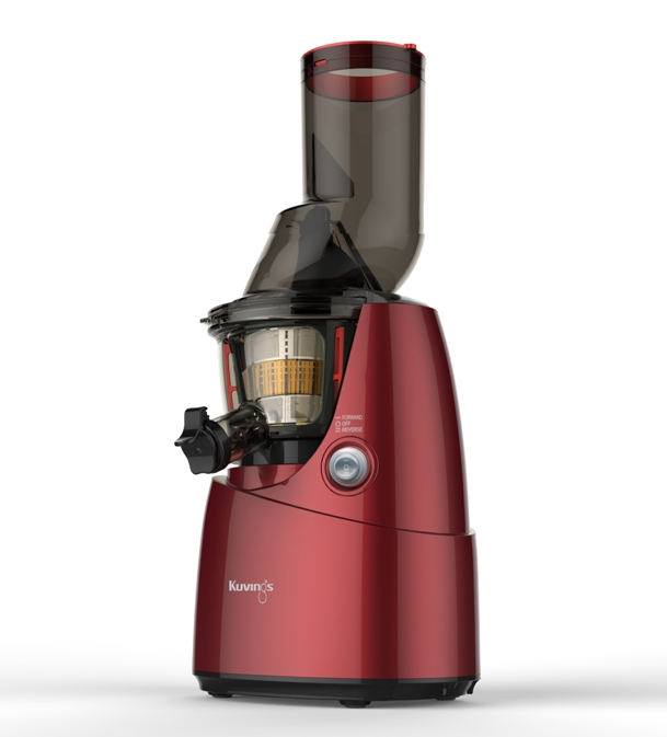 "Kuvings® WHOLE Slow Cold Press Juicer B7000 - ""Burgundy"""