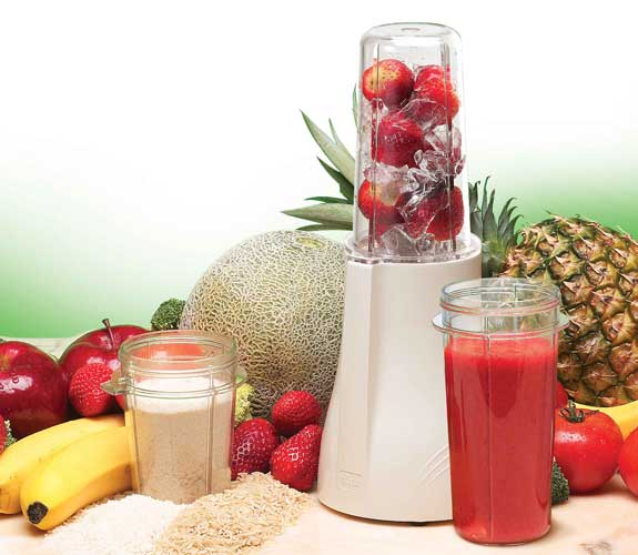 Tribest Personal Blender with Cups. PB250.