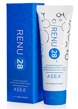 Asea Renu 28. Skin Revitalising Gel. 80ml.
