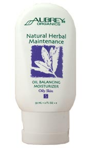 Natural Herbal Oil Balancing Moisturiser. 59ml.