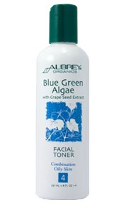 Blue Green Algae Facial Toner. 236ml.