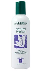Natural Herbal Facial Astringent. 236ml.