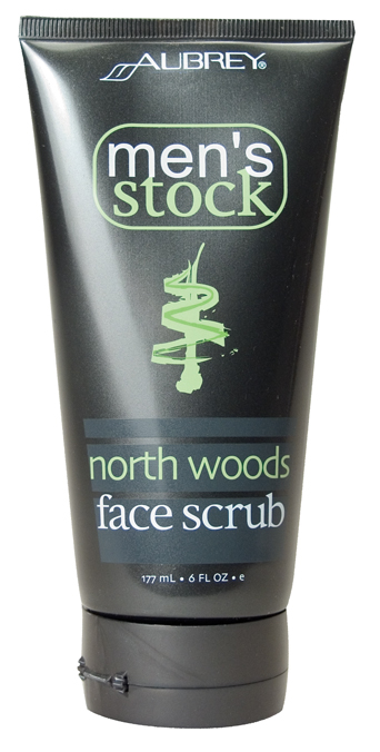 North Woods Face Scrub. 177ml.