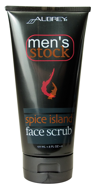 Spice Island Face Scrub. 177ml.