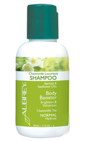 Chamomile Luxurious Shampoo. Try-Me-Out. 59ml.