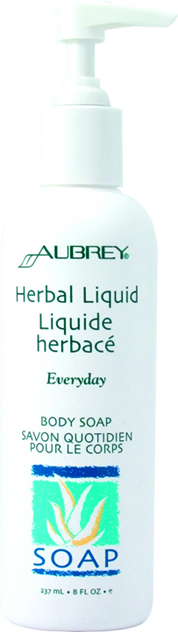 Herbal Liquid Every Day Body Soap. 236ml.