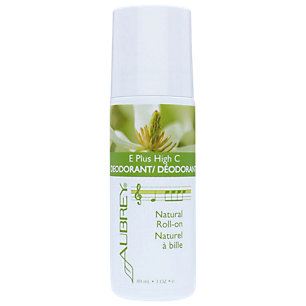 E Plus High C Natural Roll-On Deodorant. 88ml.