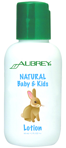 Natural Baby & Kids Body Lotion Try-Me-Out. 59ml.