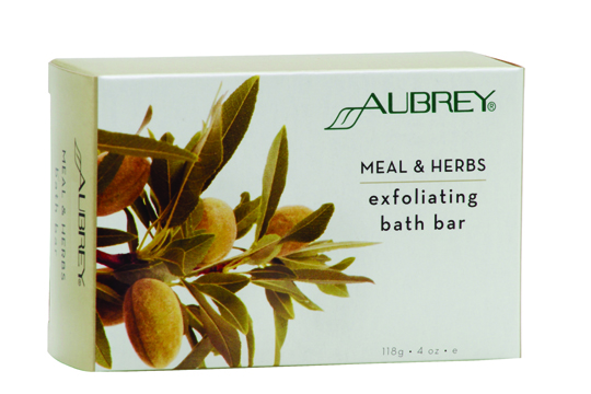 Meal & Herbs Exfoliation Skin Care Bar. 102gm.
