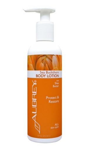 Sea Buckthorn Body Lotion. 236ml.