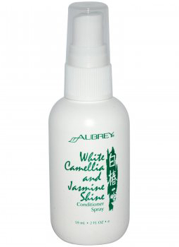 White Camellia & Jasmine Conditioner Spray Try-Me-Out. 59ml.