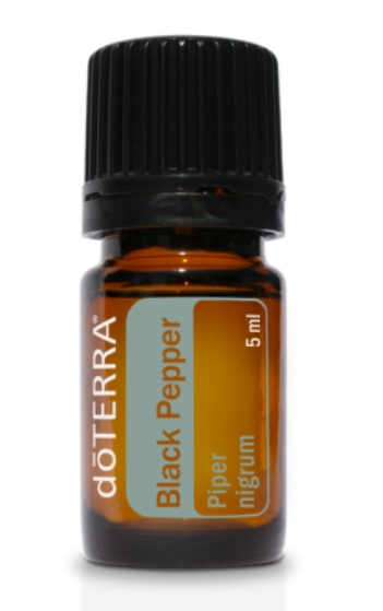 Black Pepper Essential Oil. 5ml.