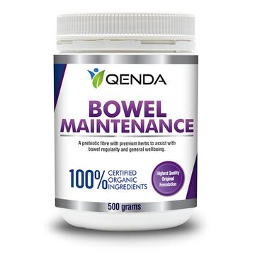 "Bowel Maintenance ""Original"" - ""Qenda"" 100% Organic or Wildcrafted - 500gms"
