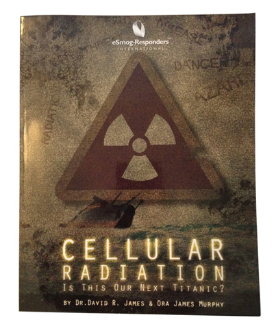 """Cellular Radiation - Is This The Next Titanic?"""