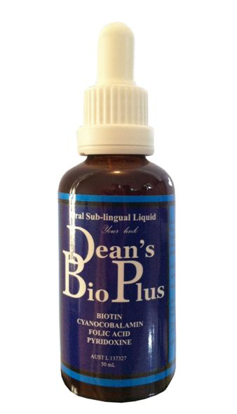 Dean's Bio Plus Oral Sub-Lingual Liquid 50ml