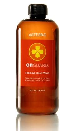 On Guard Foaming Hand Wash. 473ml.