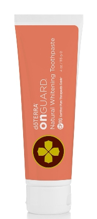 On Guard Natural Whitening Toothpaste. 118ml.