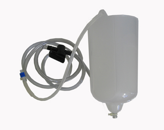 Irrigator for Enemas - 2 litre inc. separate Silicone Catheter