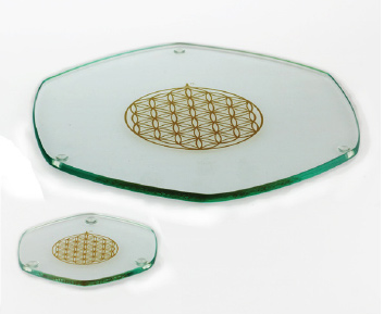Energy Plate. Small - 9cm.