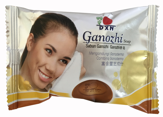 Ganozhi Soap (Single 80gm).
