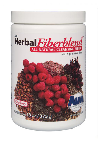 Herbal Fibre Blend - Raspberry 375g.