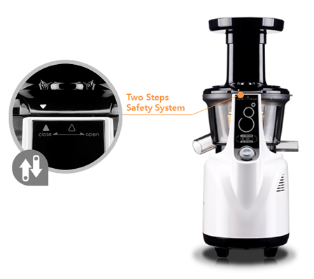 Kuvings Slow Juicer Assembly : Kuvings WHOLE Slow Cold Press Juicer B6000 - White [B6000WH] - $599.00 : Inner Glow Health ...