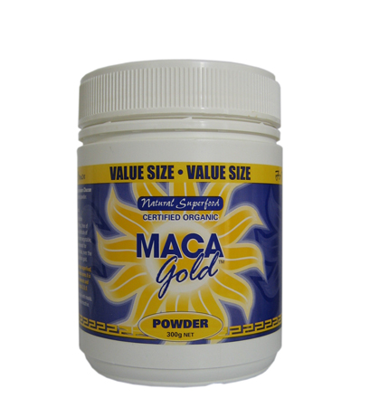 Maca Gold - Vegetable Powder 300g.