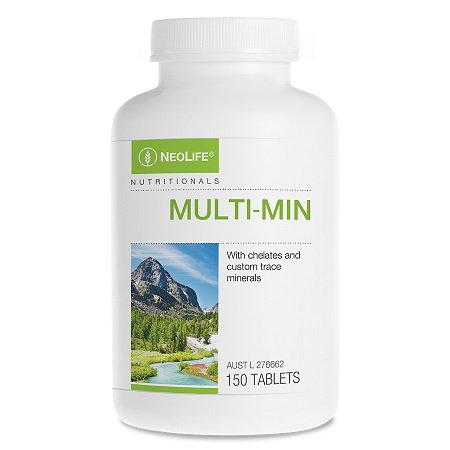 Multi-Mineral/Chelates. 150 Tablets.