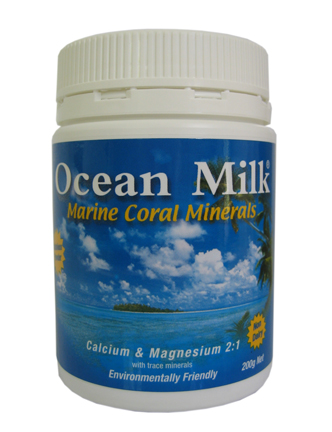 Ocean Milk Powder. 200g.