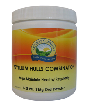 Nature's Sunshine Psyllium Hulls Combination. 315g.