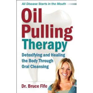 """Oil Pulling Therapy"""