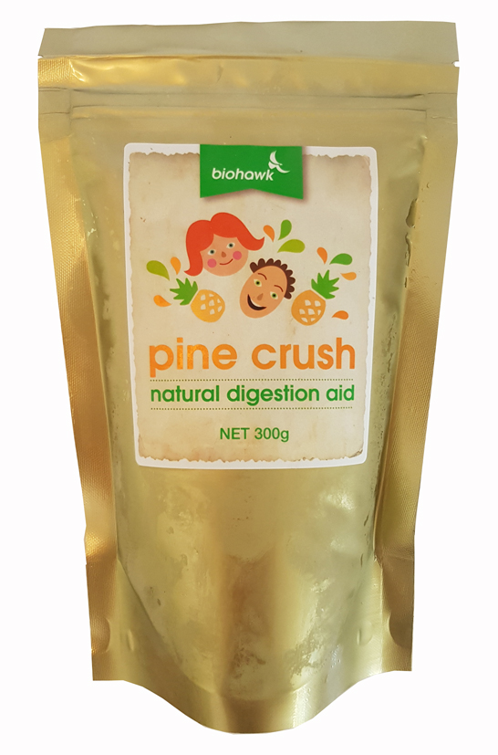 Pineapple Crush (Frozen). Bromaline Enzyme. 300gm