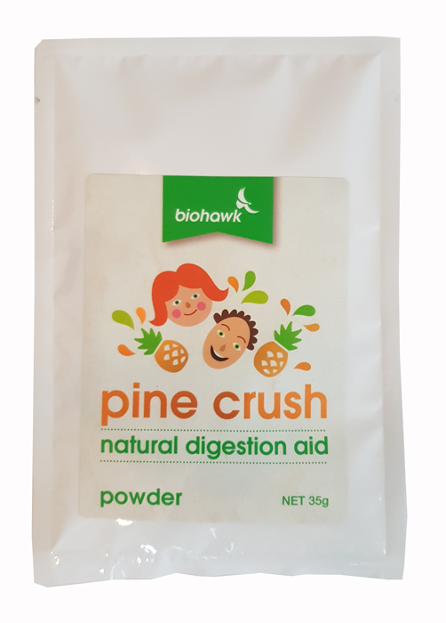 Pineapple Crush. Natural Digestion Aid Powder. 35gm.