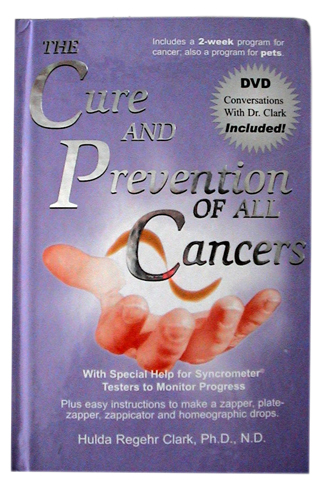 The Cure & Prevention of All Cancers [PREV] - $49 00 : Inner