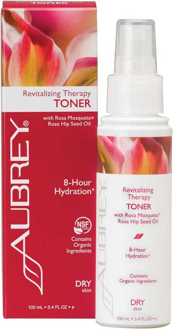 Revitalising Therapy Toner with Rosa Mosqueta & Rose Hip Oil. 100ml.