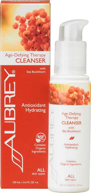 Age-Defying Therapy Cleanser with Sea Buckthorn. 100ml.