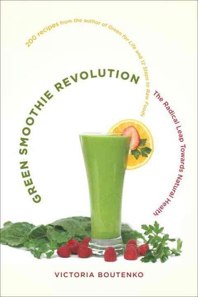 """Green Smoothie Revolution"""