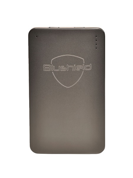 TESLA Gold Rechargeable Portable - Black (Covers 6 metre diameter)