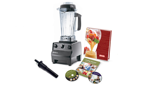 Vitamix 5200 Colours avail. - Black, Red, White, S.Steel look.