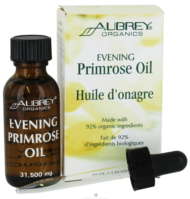 Organic Evening Primrose Oil. 28ml. - Click Image to Close