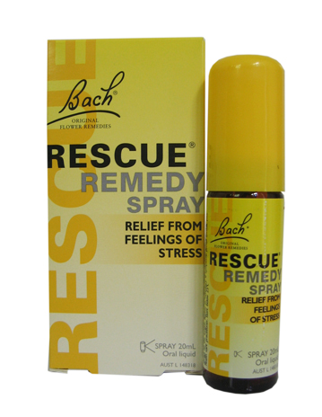 Bach Rescue Remedy Spray. 20ml.